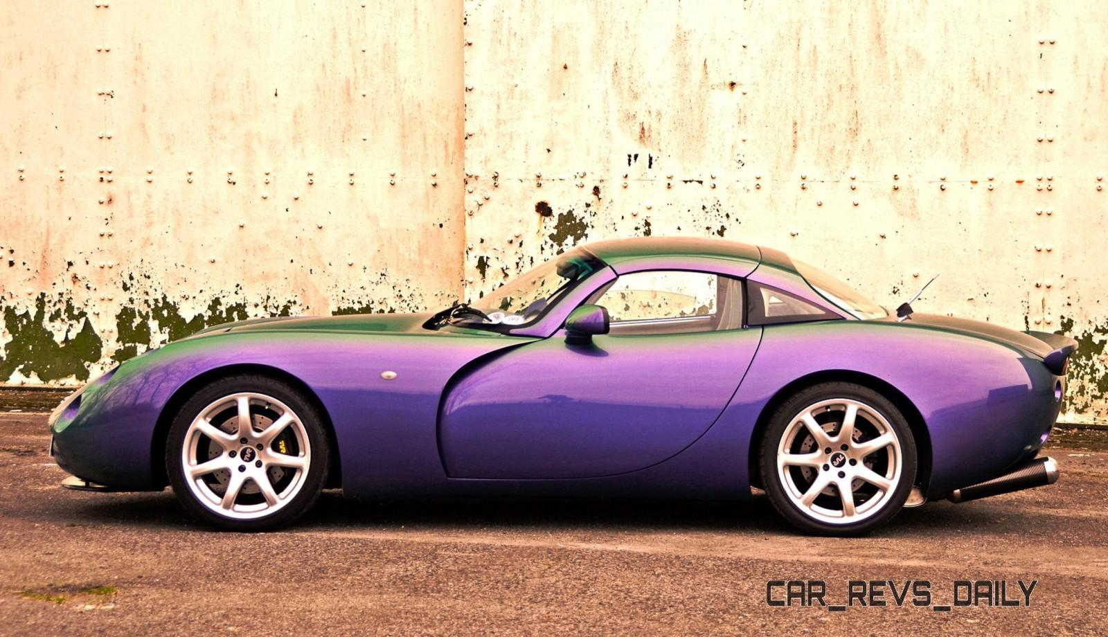 TVR Sportscars Brand Chronology 1956-2006 Plus a Roadmap to Global Sales for 2014 and Beyond 4