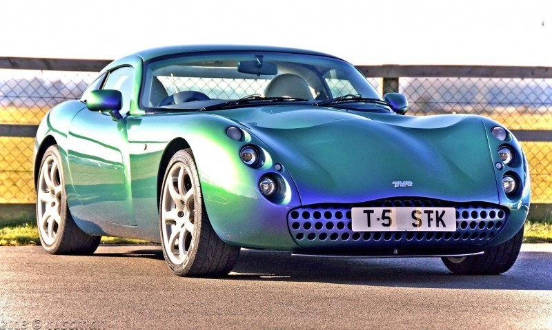 TVR Sportscars Brand Chronology 1956-2006 Plus a Roadmap to Global Sales for 2014 and Beyond 5