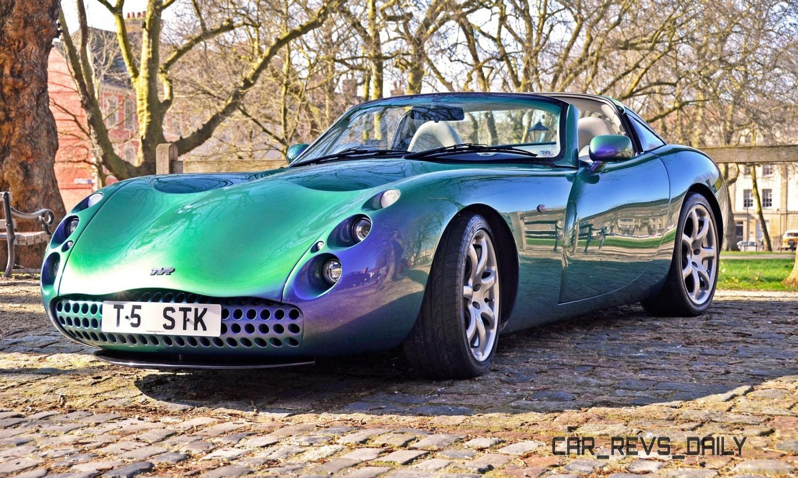 TVR Sportscars Brand Chronology 1956-2006 Plus a Roadmap to Global Sales for 2014 and Beyond 6