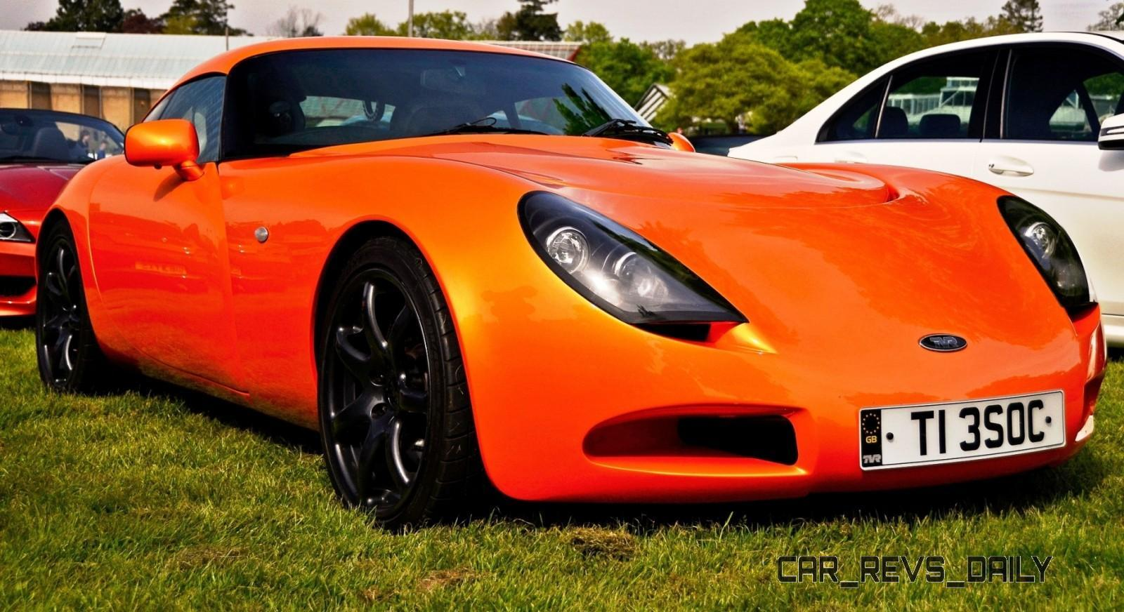 TVR Sportscars Brand Chronology 1956-2006 Plus a Roadmap to Global Sales for 2014 and Beyond 7
