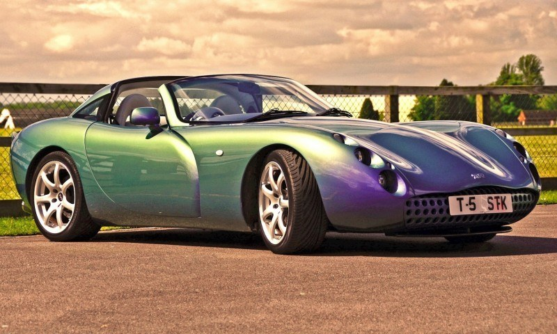 TVR Sportscars Brand Chronology 1956-2006 Plus a Roadmap to Global Sales for 2014 and Beyond 9