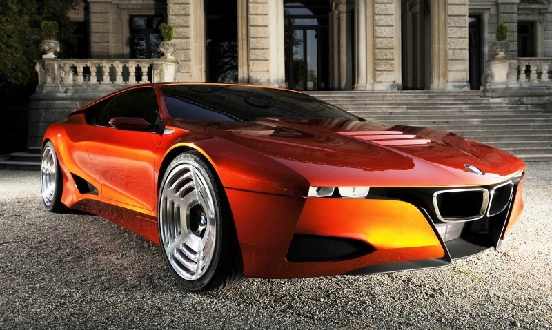 Then and Now - 1980 BMW M1 versus 2008 BMW M1 Hommage 10
