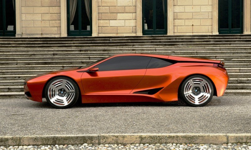 Then and Now - 1980 BMW M1 versus 2008 BMW M1 Hommage 3