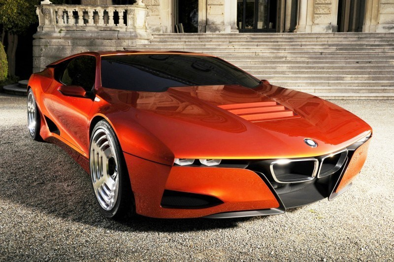 Then and Now - 1980 BMW M1 versus 2008 BMW M1 Hommage 4