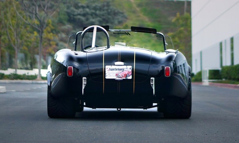 This Superformance Mark III COBRA Charity Raffle 11