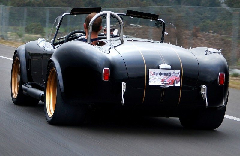 This Superformance Mark III COBRA Charity Raffle 15