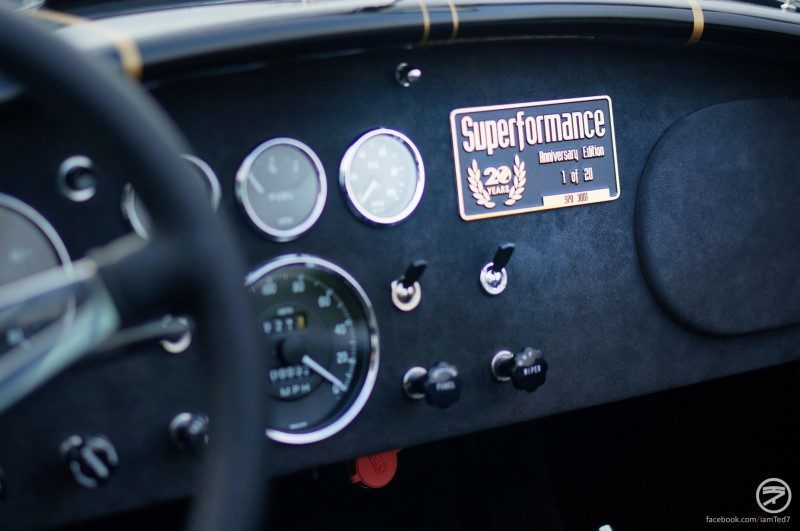 This Superformance Mark III COBRA Charity Raffle 5
