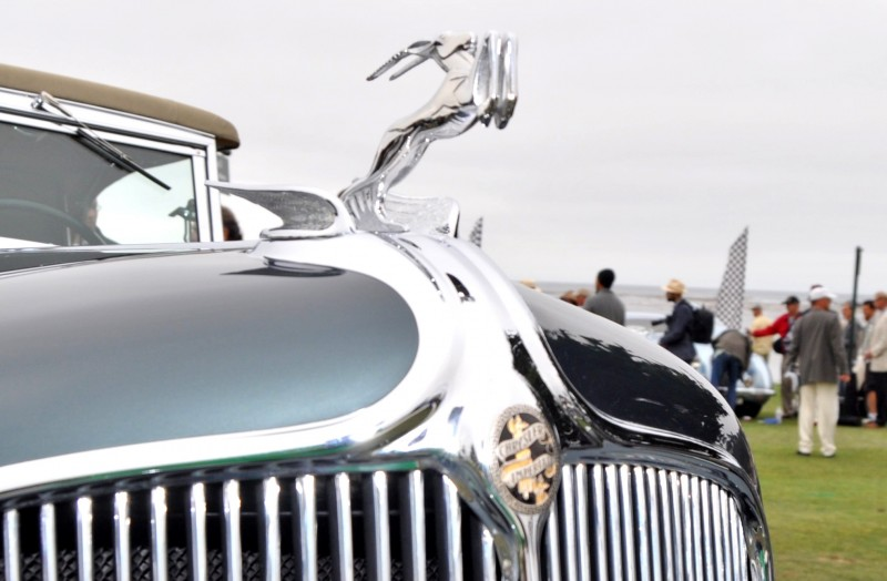 Top 10 Most Beautiful Pebble Beach Hood Ornaments 20