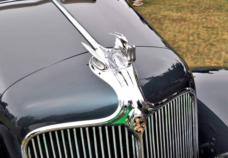 Top 10 Most Beautiful Pebble Beach Hood Ornaments 23