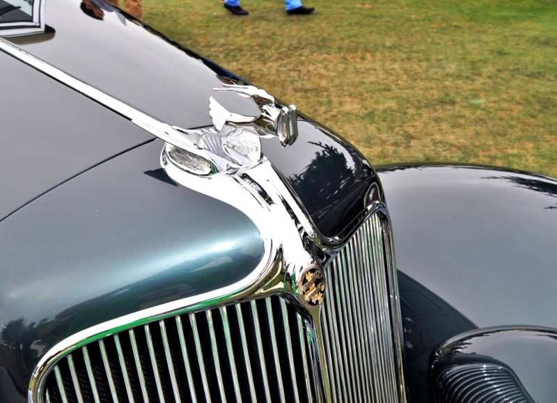 Top 10 Most Beautiful Pebble Beach Hood Ornaments 24