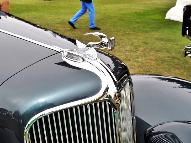 Top 10 Most Beautiful Pebble Beach Hood Ornaments 25