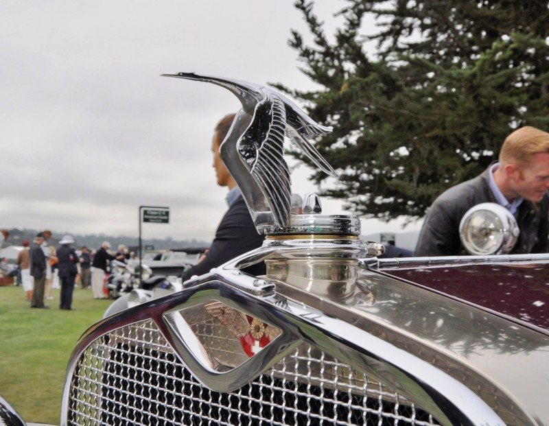 Top 10 Most Beautiful Pebble Beach Hood Ornaments 27