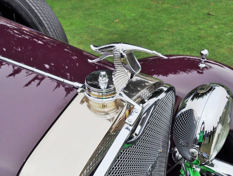 Top 10 Most Beautiful Pebble Beach Hood Ornaments 29