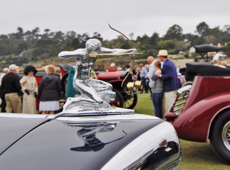 Top 10 Most Beautiful Pebble Beach Hood Ornaments 39