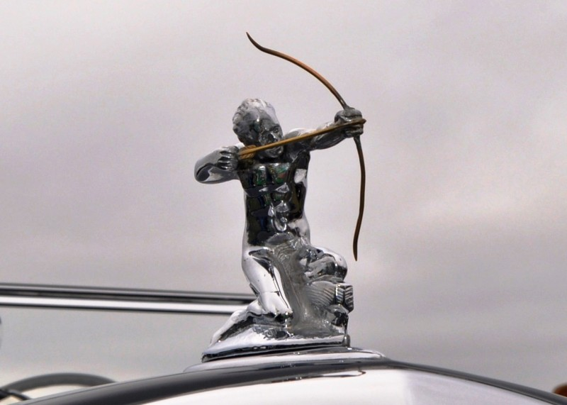 Top 10 Most Beautiful Pebble Beach Hood Ornaments 42