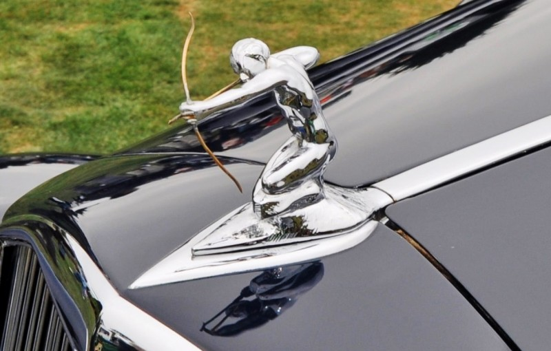 Top 10 Most Beautiful Pebble Beach Hood Ornaments 43