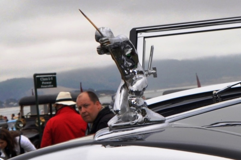 Top 10 Most Beautiful Pebble Beach Hood Ornaments 45