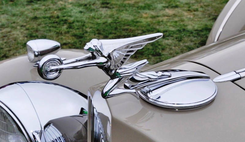 Top 10 Most Beautiful Pebble Beach Hood Ornaments 46