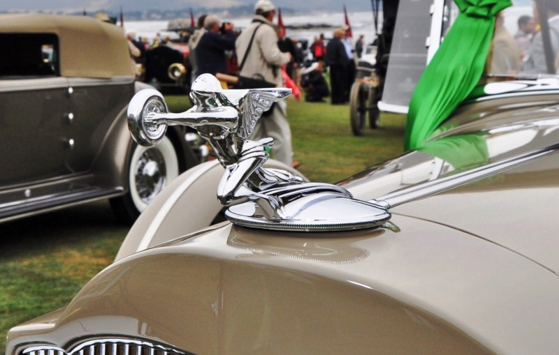 Top 10 Most Beautiful Pebble Beach Hood Ornaments 47