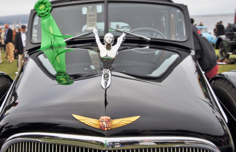 Top 10 Most Beautiful Pebble Beach Hood Ornaments 5