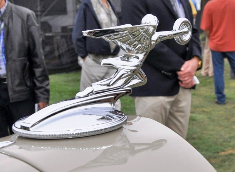 Top 10 Most Beautiful Pebble Beach Hood Ornaments 52
