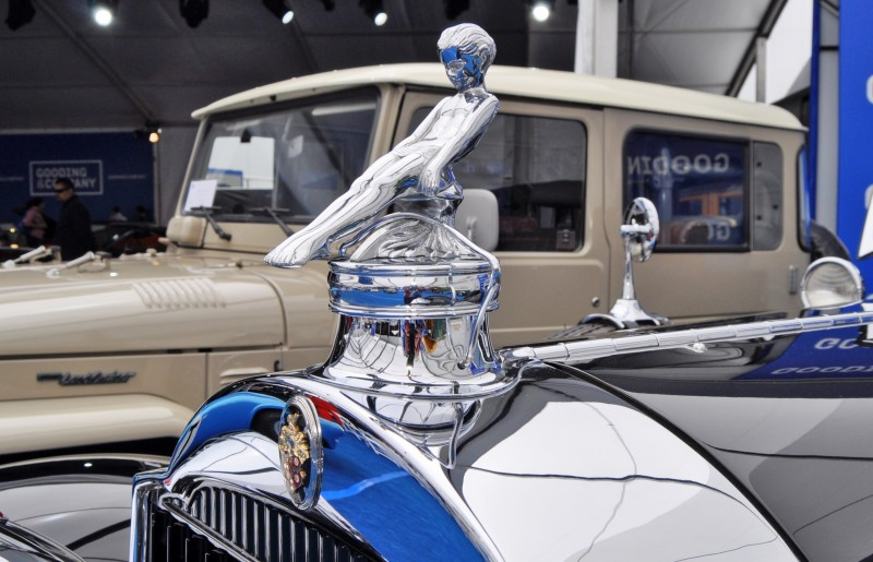 Top 10 Most Beautiful Pebble Beach Hood Ornaments 57
