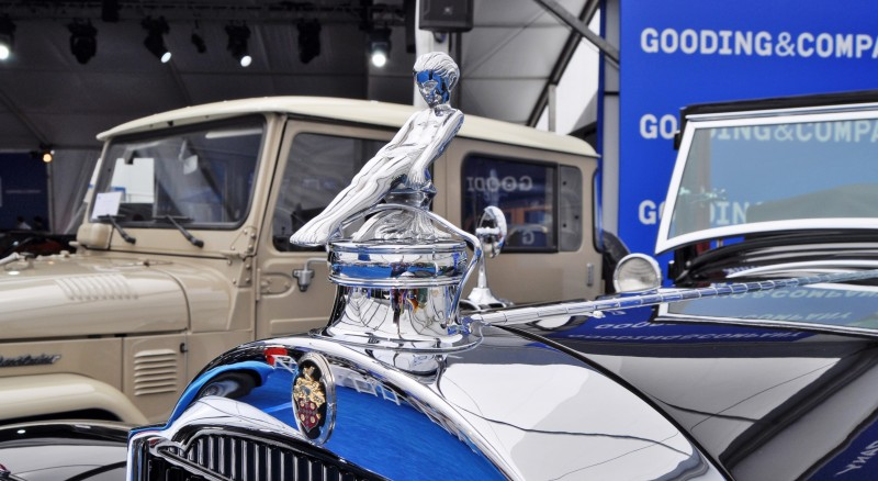 Top 10 Most Beautiful Pebble Beach Hood Ornaments 58