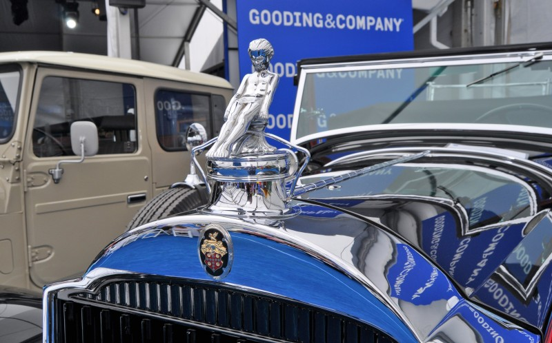 Top 10 Most Beautiful Pebble Beach Hood Ornaments 59
