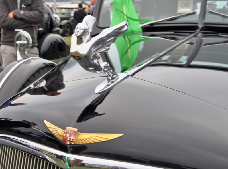 Top 10 Most Beautiful Pebble Beach Hood Ornaments 6