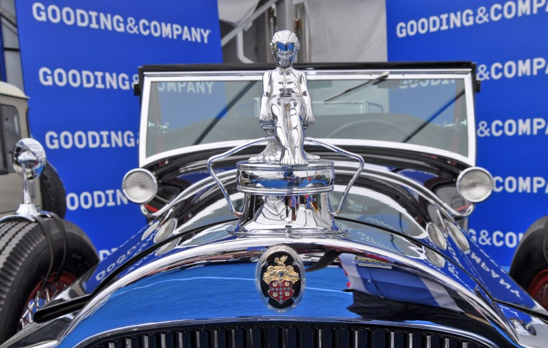 Top 10 Most Beautiful Pebble Beach Hood Ornaments 61