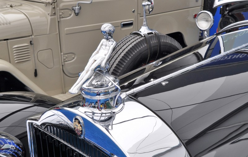 Top 10 Most Beautiful Pebble Beach Hood Ornaments 63