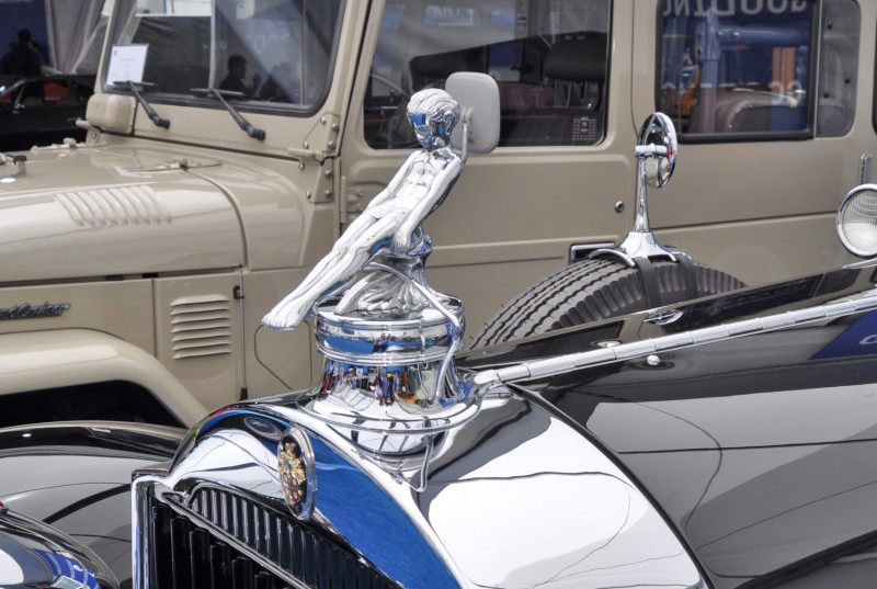 Top 10 Most Beautiful Pebble Beach Hood Ornaments 64