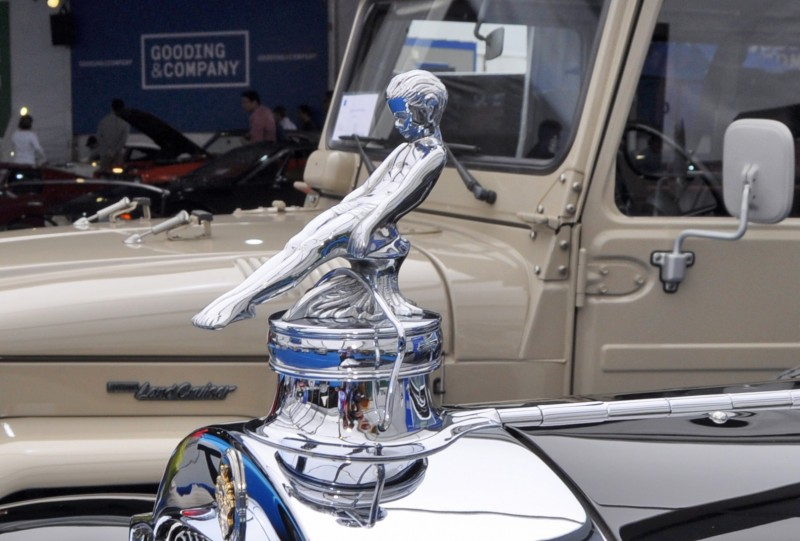 Top 10 Most Beautiful Pebble Beach Hood Ornaments 65