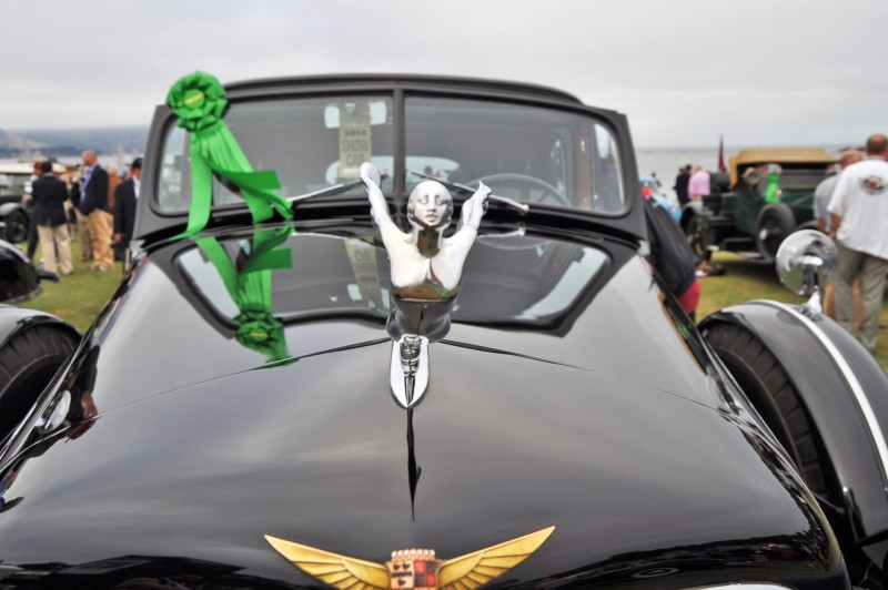 Top 10 Most Beautiful Pebble Beach Hood Ornaments 7