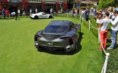 Top 10 SUPRA-Tastic Design Details - Toyota FT-1 Concept  35