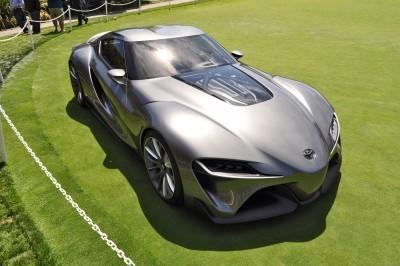Top 10 SUPRA-Tastic Design Details - Toyota FT-1 Concept  46