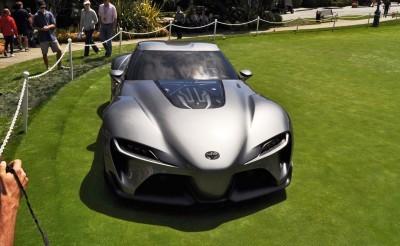 Top 10 SUPRA-Tastic Design Details - Toyota FT-1 Concept  47
