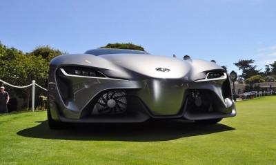 Top 10 SUPRA-Tastic Design Details - Toyota FT-1 Concept  61
