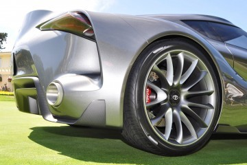 Top 10 SUPRA-Tastic Design Details - Toyota FT-1 Concept 74