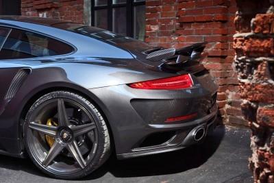 TopCar Stinger Carbon Porsche 911 Turbo 5