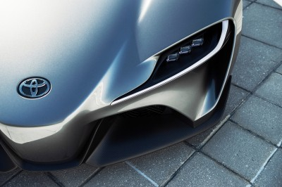 Toyota FT-1 Version Two Brings Sexy Gloss Grey, Aero Tweaks and Near-Production Cabin 10