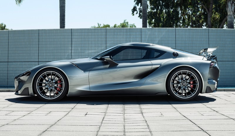 Toyota FT-1 Version Two Brings Sexy Gloss Grey, Aero Tweaks and Near-Production Cabin 2