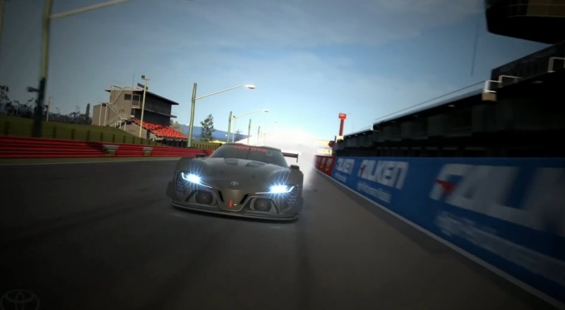Toyota FT-1 Vision GT Now Playable 16