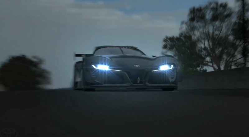 Toyota FT-1 Vision GT Now Playable 22