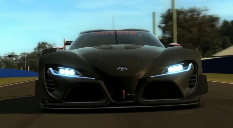 Toyota FT-1 Vision GT Now Playable 26