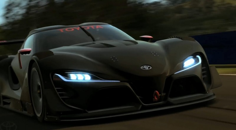 Toyota FT-1 Vision GT Now Playable 27