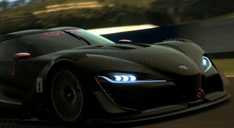 Toyota FT-1 Vision GT Now Playable 28