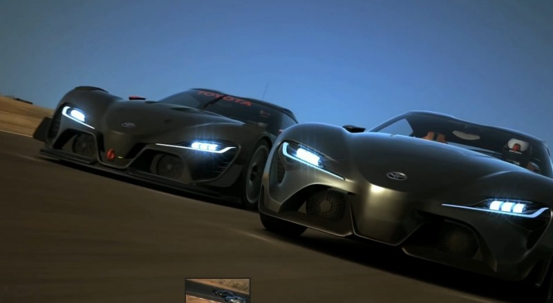 Toyota FT-1 Vision GT Now Playable 44