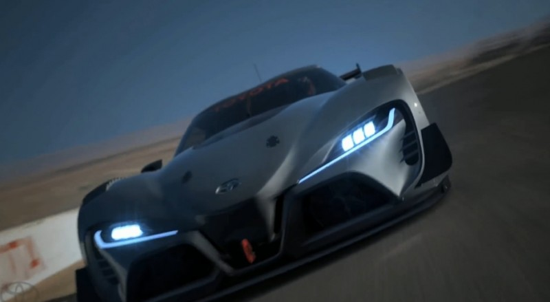 Toyota FT-1 Vision GT Now Playable 52