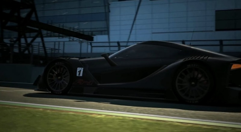 Toyota FT-1 Vision GT Now Playable 6